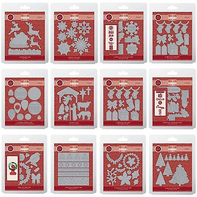 *OFFER* First Edition Christmas Metal Cutting Card Dies Paper Craft - BIG RANGE!