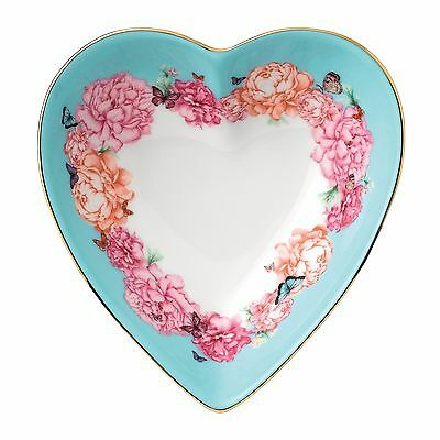 New JUST IN! Miranda Kerr for Royal Albert Devotion Heart Tray 13cm- great price