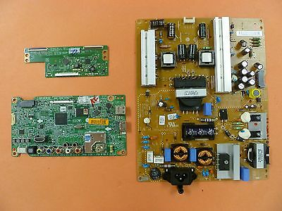 Lg Led Tv  Complete Parts Repair Set From 55Lb5900