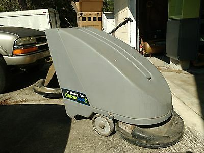 "Tornado 2500B 20"" High Speed Floor Burnisher / Buffer"