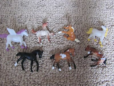 Lot of 5 Breyer Mini Whinnies - EUC