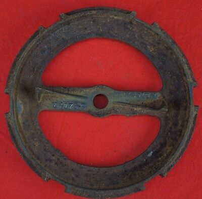 John Deere Planter Medium Corn Seed Plate JD Tractor Disc Part  A B H G Tractor