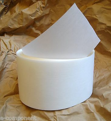 Paper special isolation transformers thickness: 0,15mm height 90mm x 500mm