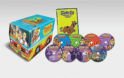 Brand New Scooby-Doo, Where Are You!: The Complete Series (DVD 2012, 8-Disc Set)