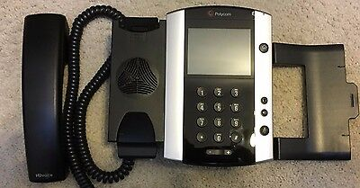 1  Polycom VVX 500 IP Phone  *Mint  Condition**