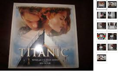 Titanic THX Dolby Digital As New Laserdisc