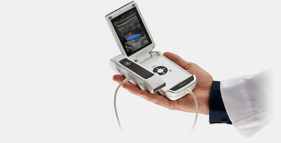 Handheld GE Vscan Ultrasound With Dual Probe - Used, perfect condition.