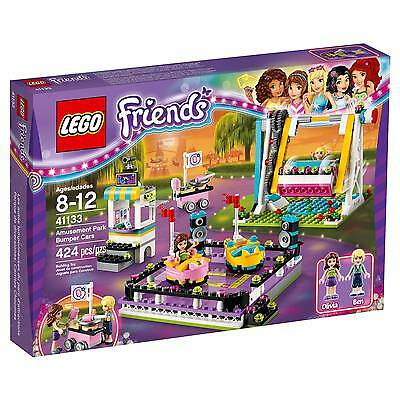 LEGO® Friends Amusement Park Bumper Cars 41133