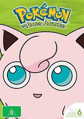 Pokemon: Season 3 (DVD, 2014, 6-Disc Set), NEW REGION 4