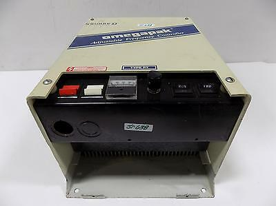 Square D Omegapak Type Pt Class 8804 Adjustable Frequency Controller