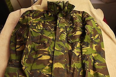 "British army Gore-Tex Waterproof Jacket..DPM Camo size 180/96 approx 38"" chest.."