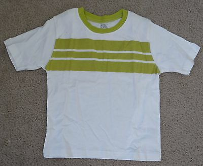 NEW KIDS KORNER boy blue or green color block short sleeve T-shirt,12 M or 18 M