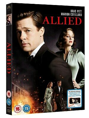 Allied (with Digital Download) [DVD]