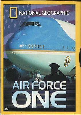 National Geographic - Air Force One (DVD, 2003)