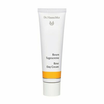 1 PC Dr. Hauschka Rose Day Cream 30ml Skincare Soothing Moisturizers Day NEW