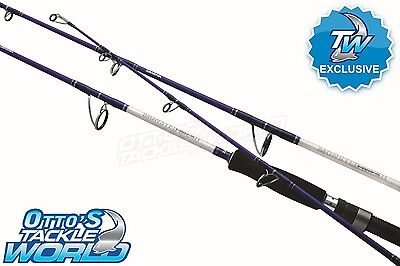 Daiwa Monster Mesh Max 531-300 Spin Rod BRAND NEW at Otto's Tackle World