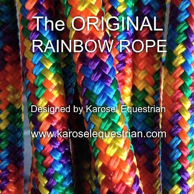 10m x 6mm Double Braid Polyester Rope Australian Made