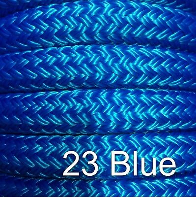 10m x 10mm Double Braid Polyester Rope Australian Made