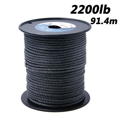 2200lb Dyneema Rope Braid Spectra Line for Powerkite Flying Tent Line Surfing