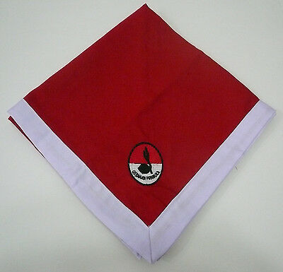 Scouts Of Indonesia / Indonesian Official Scout Leader Scarf / Neckerchief (N/c)