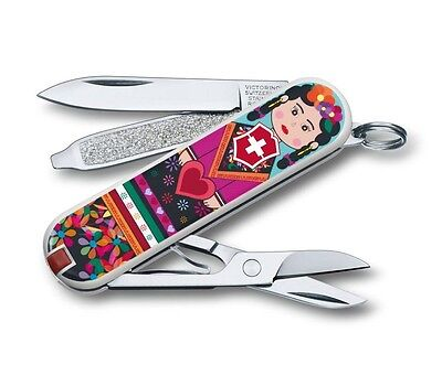 Swiss Army Victorinox 0.6223.l1602Us1 Mexican Maria B2B 2016 Pocket Knife.