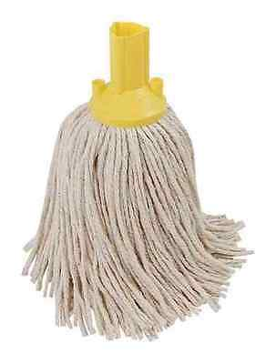 14oz Socket Mop Head (5) Budget Mop, Floor Care, Cleaning