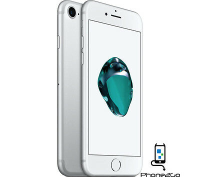 Apple Iphone7 32Gb Silver 4G Lte
