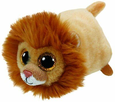 TY Beanie Baby Teeny Tys Regal the Lion Soft Toy