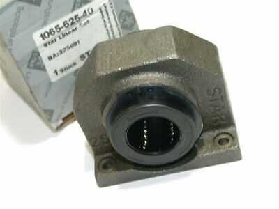 New Star 25Mm Linear Ball Bearing Closed Pillow Block 1065-625-40