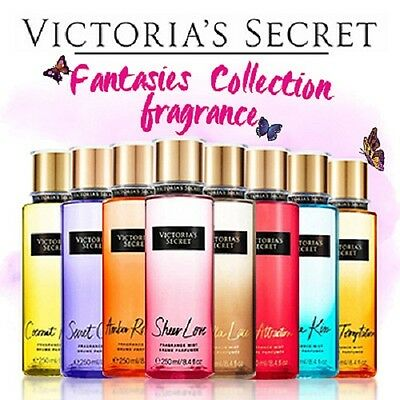 **CLEARANCE** GENUINE Victoria's Secret Fragrance Mist Body Spray For HER  250ml