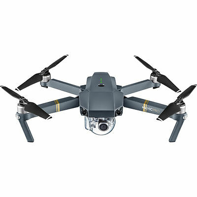 DJI Mavic Pro Folding Drone 4K Stabilized Camera