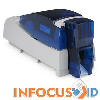 Refurbished Datacard SP55 Duplex ID Card Printer with Mag Encoder & Starter Pack