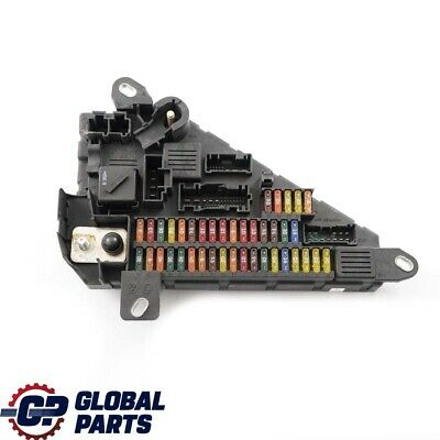 BMW 5 6 SERIES E60 E61 E63 E64 LCi Power distribution fuse box rear ...