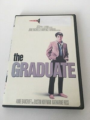 the graduate // dvd // item #1762