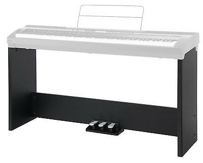 Digital Electric Piano Keyboard Stand Platform Support For Cc Sp-150 & 250 Black