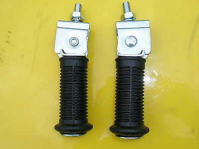 Mz Es-Ets-Ts-Etz 125-250 Pillion Footrests.
