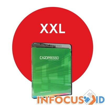 Cardpresso XXL ID Card Software for ID Card or Badge Makers Price Includes VAT
