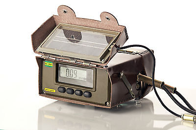 Geiger Counter Dosimeter MKS-Y with Scintillation crystal  geiger tube sbm-20 +