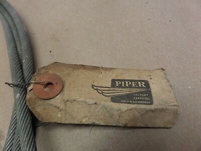 New Surplus Piper Aztec Pa-23-250? Aircraft Engine Control Cable