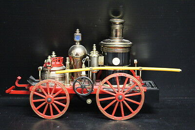 """1972 Replica """"The Mississippi"""" 1869 Fire Engine, Radio, Waco, Japan ~NOT WORKING"""