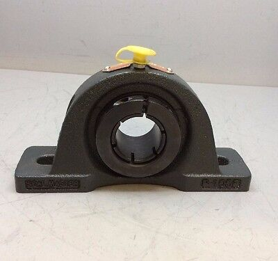 "SealMaster 1-3/16"" Skwezloc Gold Line Pillow Block Bearing NPL-19TC *NEW*"