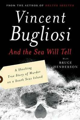 NEW And the Sea Will Tell By Bugliosi Paperback Free Shipping