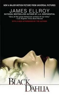 NEW The Black Dahlia By James Ellroy Paperback Free Shipping
