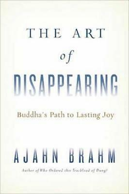 NEW The Art of Disappearing By Ajahn Brahm Paperback Free Shipping