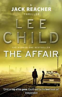 NEW The Affair  By Lee Child Paperback Free Shipping