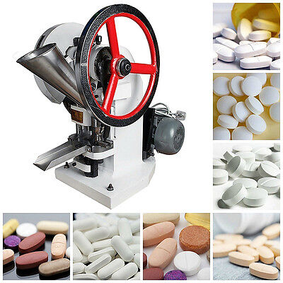 110V TDP-5 Single punch tablet press machine/pill press machine with free moulds
