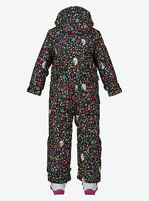 Burton Elsa 3T One Peice Snow Suit Toddler Brand New Youth