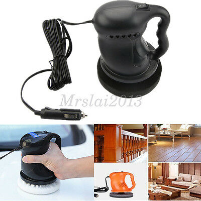Towel cover Power Cord 12V 36W Electric Polisher Waxer Polishing Buffing Machine