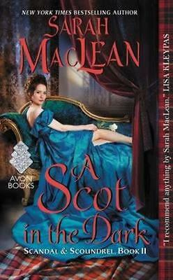 NEW A Scot in the Dark By Sarah MacLean Paperback Free Shipping