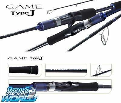 Shimano Game Type J 605 JDM Spin Rod BRAND NEW at Otto's Tackle World